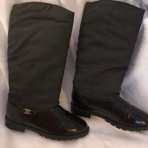 Dressy Boots for cold winter rain & snow
